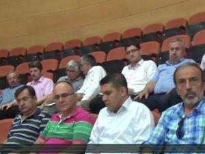 Akhisar Belediye Meclisi Darbeye karşı birlik mesajı verdi