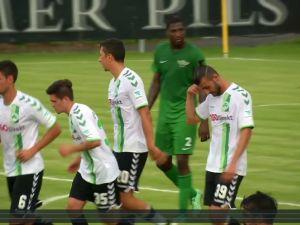 Maç Özeti | Akhisar Belediyespor, Greuther Fürth ile 2-2 Berabere Kaldı