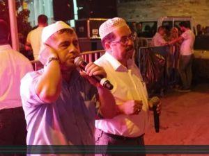 Akhisar'da Demokrasi Nöbeti 12.Gününde