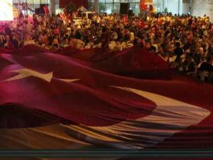 Akhisar Demokrasi Nöbeti 13.Gün