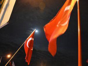 Akhisar demokrasi nöbeti 18. gün