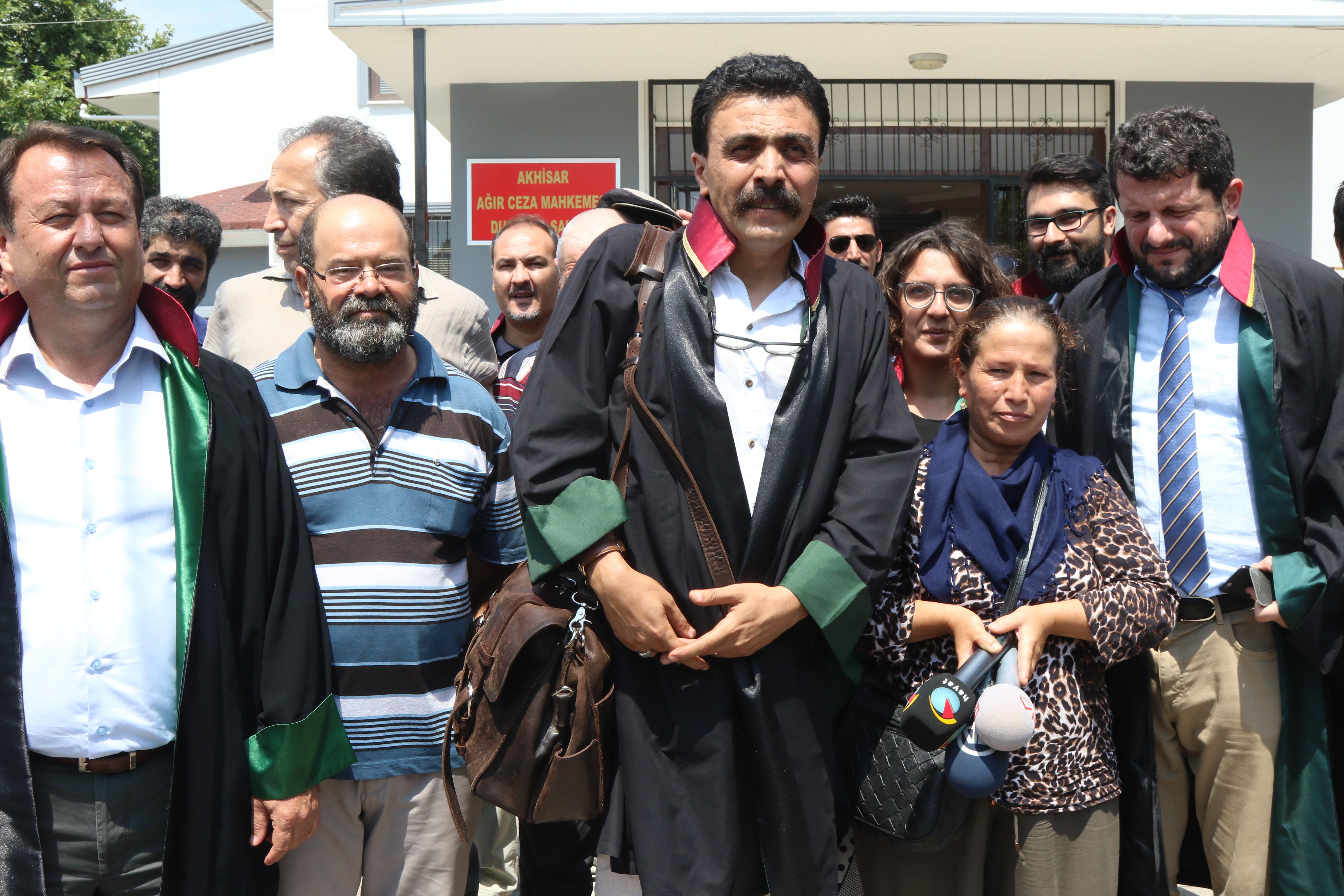 Soma davası 9.duruşması 23 Ağustos'a ertelendi