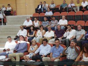 Akhisar Belediyesi 2016 yılı eylül ayı olağan meclis toplantısı