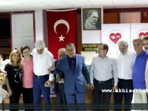Akhisar Sevgi Çocukları Derneği'nde yeni başkan Hasan Kirazoğlu oldu