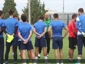 Akhisarspor, Antalyaspor hazırlıkları ve Tolunay Kafkas Röportaj
