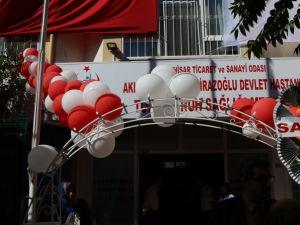 Akhisar Mustafa Kirazoğlu Devlet Hastanesi Toplum Ruh Sağlığı Merkezi