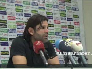 Akhisar Belediyespor, Gençlerbirliği maçı ardından