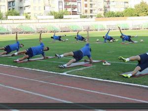 Akhisarspor Trabzonspor maçının hazırlıklarına başladı