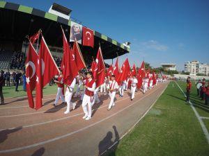 Akhisar'da Cumhuriyetimizin 93. Yılını coşkuyla kutladık