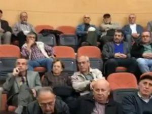 Halkevleri Akhisar Temsilciliği tarafından düzenlenen Türkiye'de Tarım ve Tarım Üreticilerinin Sorunları adlı panel