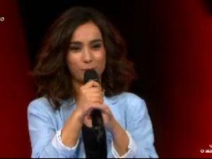 O Ses Türkiye'deki Akhisarlının performansı