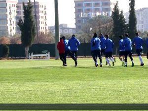 Akhisar Belediyespor, Bursaspor maçı hazırlıklarını tamamladı