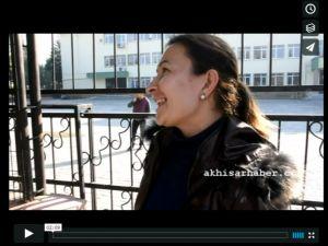 Açıköğretim Sınavı İlk Kez Akhisar'da Yapıldı