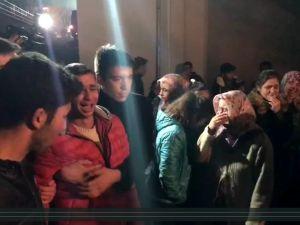 Akhisar'da gözyaşları sel oldu! Akhisarlı Şehit Ali Aksoy memleketine getirildi