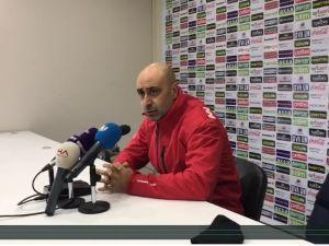 Akhisarspor Kayserispor maçı ardından