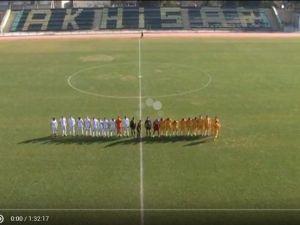 21 Ocak 2017 U21 Ligi Akhisar Belediyespor Kayserispor (2-3)