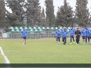 Akhisar Belediyespor Çaykur Rizespor hazırlıkları