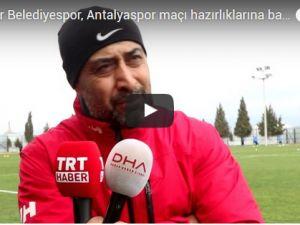 Akhisar Belediyespor Teknik Direktörü Tolunay Kafkas; Kritik maçları kazanıyoruz