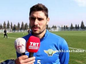 Akhisar Belediyespor'da Özer Hurmacı ve Cikalleshi, Antalyaspor maçı öncesi açıklamaları