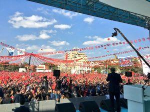 Cumhurbaşkanı Erdoğan Manisalılara Seslendi
