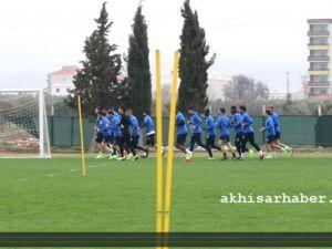 Akhisar Belediyespor Ziraat Türkiye Kupası Başakşehir hazırlıkları ve Tolunay Kafkas röportaj