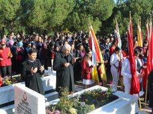 Akhisar'da 18 Mart Şehitler günü anma programı
