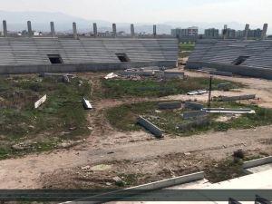 Spor Toto Akhisar Stadyumu 22 Mart 2017 tarihli çekimler