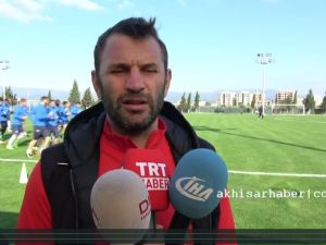 Akhisar Belediyespor'da Buruk, her maç final niteliğinde olacak