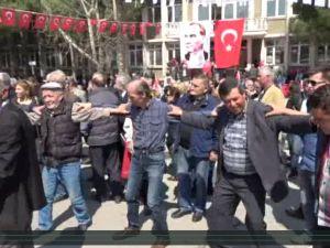 CHP Yalova Milletvekili Muharrem İnce, Anayasa Değişikliği Referandumu öncesi Akhisarlılara seslendi