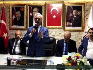 AK Parti Genel Başkan Yardımcısı ve Teşkilatı Başkanı Ataş Akhisar'da