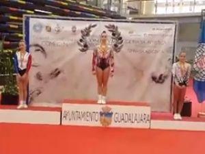 Akhisarlı Dünya Şampiyonu Ayşe Begüm, İspanya'dan 3 altınla dönüyor