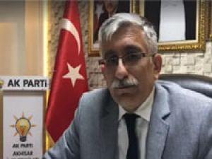 AK Parti İlçe Başkanı İsmail Hakkı Şenyiğit Akhisar Haber'in canlı yayın konuğu oldu