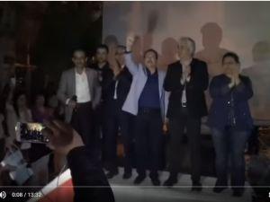 Anayasa Değişiklik halk oylaması sonucu Akhisar AK Parti İlçe Teşkilatı açıklamaları