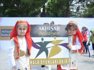 Akhisar Belediyesi 23 Nisan 10. Çocuk Şenliği