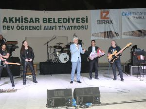 Akhisar Üniversitesi Kurtalan Ekspres, Akhisar'a İz Bırak Konseri