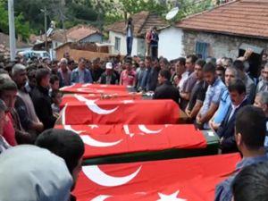 Cumhuriyet MTAL öğrencileri Soma maden şehitlerini unutmadı