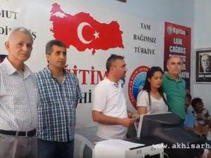 Eğitim İş, Atatürk'e yönelik hakaret ve iftiraları basın açıklamasıyla kınadı