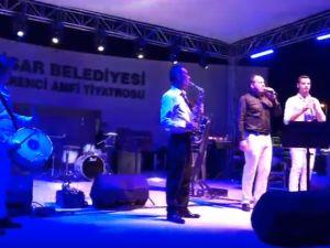 558. Çağlak Festivali Rumeli Gecesi Ekrem Erşan konseri