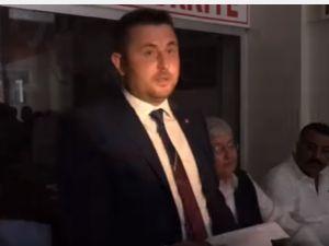 Fatih Bilgen, MHP Akhisar İlçe Başkanlığı'na adaylığını açıkladı