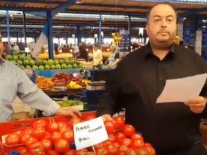 Akhisar Pazarcılar Odası, Akhisarlılara pazarda alışveriş yapmaya davet ediyor