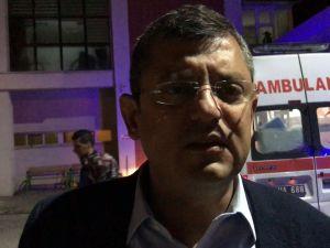 CHP'li Özel'den Kırkağaç'taki Askerlerin Zehirlenmesiyle açıklama