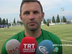 Akhisar Belediyespor'da, Kardemir Karabükspor hazırlıkları başladı