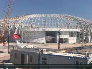 Spor Toto Teşkilatından Akhisar Stadyumuna ziyaret