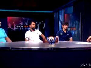 Akhisar Belediyesporlu Dünya Şampiyonu Güreşçi Kerem Kamal TRT Spor'un konuğu oldu