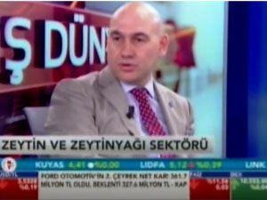 Akhisar Ticaret Borsası Başkanı Alper Alhat Bloomberg TV'nin konuğu oldu