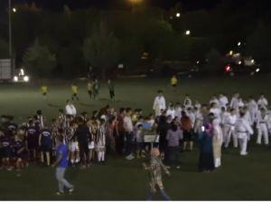 10.Akhisar Spor Şenliğinde çocuklar doyasıya eğlendi