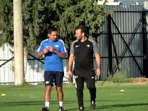 Akhisar Belediyespor Bursaspor hazırlıkları, Soner Aydoğdu ve Okan Buruk açıklamalar