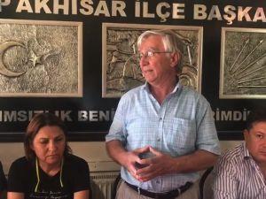 CHP ilçe teşkilatı, Eğitim müfredatıyla oynanıyor