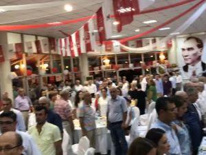 CHP Akhisar İlçe Teşkilatından 94.yıl birlik ve dayanışma gecesi