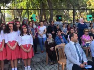 Ülkü Okulu İlköğretim Haftası kutlama programı